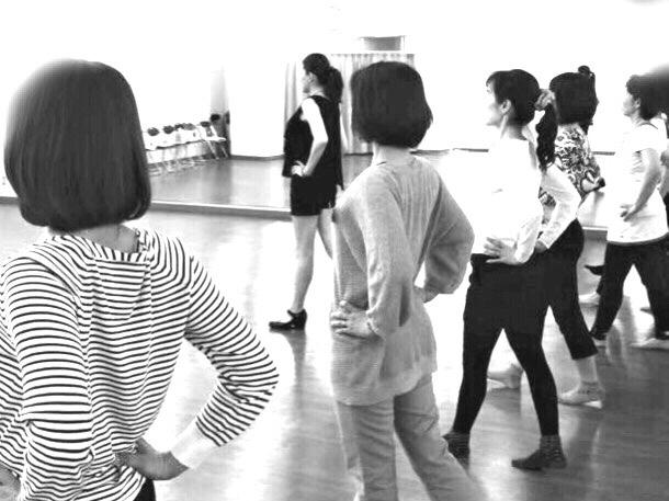 大阪梅田 ベーシックウォーキングコースレッスン 6DAYS